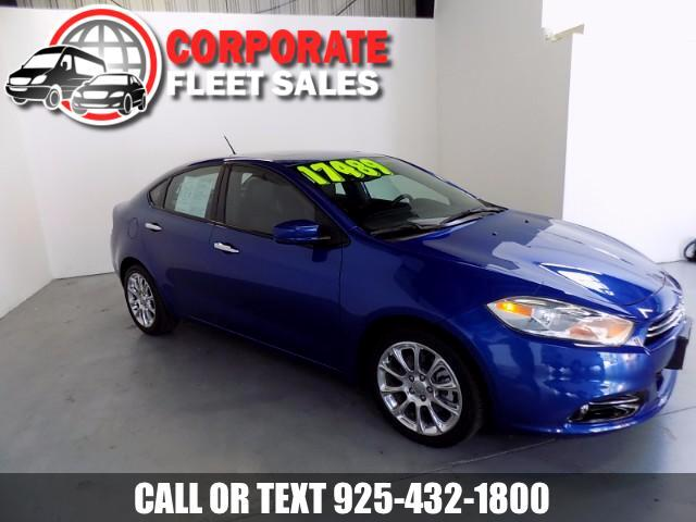 2014 Dodge Dart DODGE DART LIMITED EDITION THIS IS THE ULTIMATE COMPACT GAS SAVER SPORTY CAR FOR YO