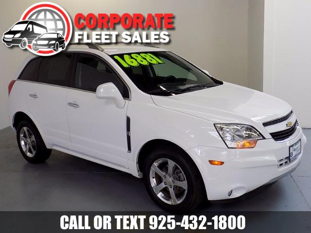 2014 Chevrolet Captiva Sport LT SPORT 5D THE INTELLIGENT ALTERNATIVE TO NEW THIS PREVIOUS R