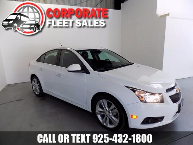 2014 Chevrolet Cruze CHEVROLET CRUZE LTZ THE ULTIMATE IN GAS SAVINGS WITH A NICE TOUCH OF SPORT AND