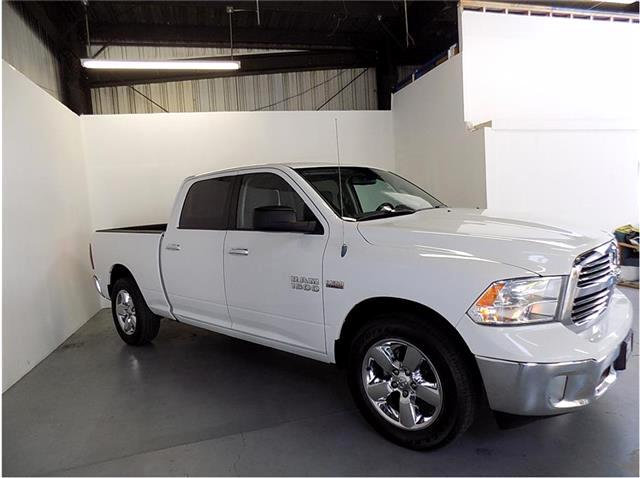 2013 RAM 1500 DODGE RAM 1500 CREW CAB BIG HORN EDITION HERE IT IS THE ALMIGHTY RAM BIG HORN EDITION
