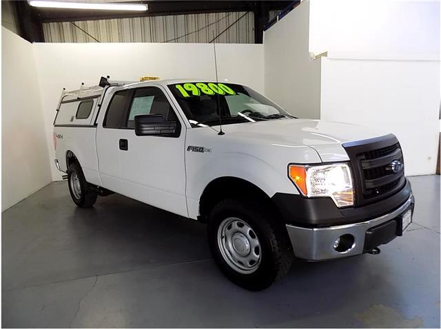 2013 Ford FORD F-150 SUPER CAB WORK TRUCK THIS ONES SUPER NICE AND READY TO WORK FOR YOU VERY W