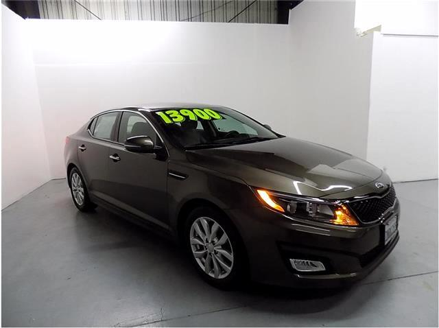2014 Kia Optima KIA OPTIMA LX THIS IS A NICE COMBINATION OF SPORTYNESS MEETS LUXURY IN ONE NICE PAC