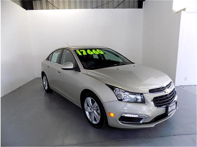 2015 Chevrolet Cruze CHEVROLET CRUZE TURBO DIESEL WOW THATS RIGHT YOU READ IT RIGHT A CHEVY CRUZE 4