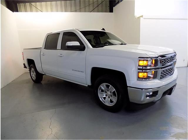 2015 Chevrolet Silverado 1500 CHEVROLET SILVERADO 1500 CREW CAB WOW THIS IS THE ONE TO OWN FULLY LO