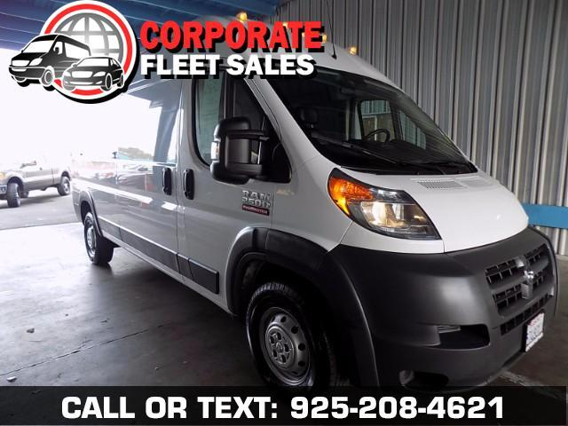2016 RAM Promaster 2500 High Roof Tradesman 159-in. WB