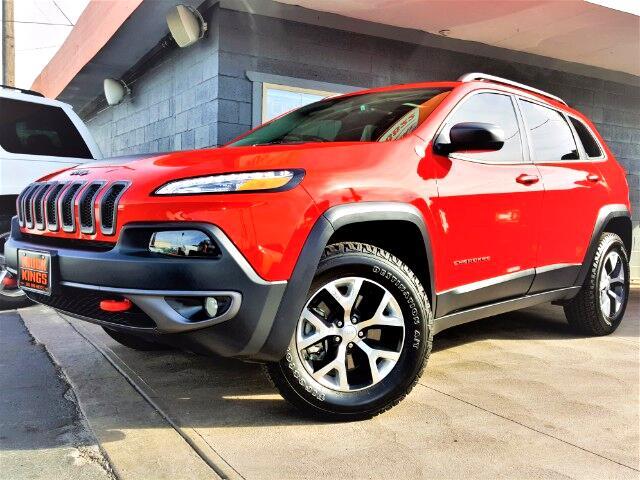 2017 Jeep Cherokee Trailhawk 4WD