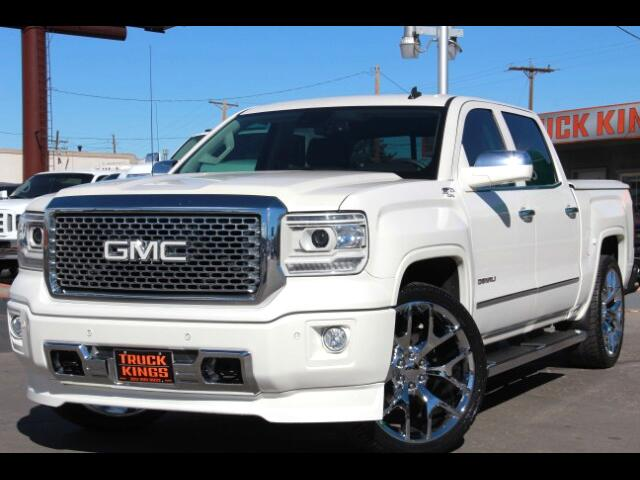 used 2014 gmc sierra 1500 denali crew cab 4wd for sale in denver co 80219 truck kings. Black Bedroom Furniture Sets. Home Design Ideas