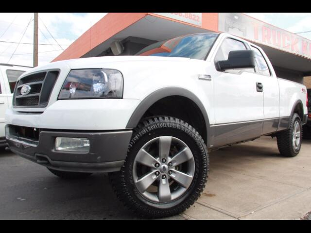 2004 Ford F-150 FX4 SuperCab 4WD