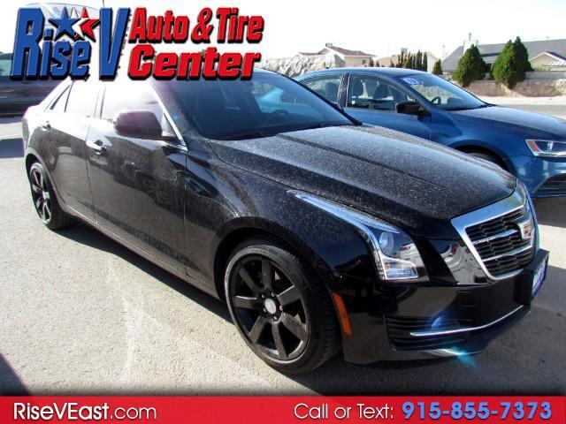 2016 Cadillac ATS 2.5L Base RWD