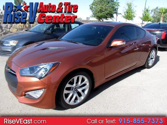2013 Hyundai Genesis Coupe 3.8 Grand Touring Auto