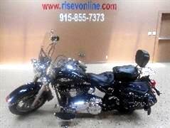 2013 Harley-Davidson FLSTCI