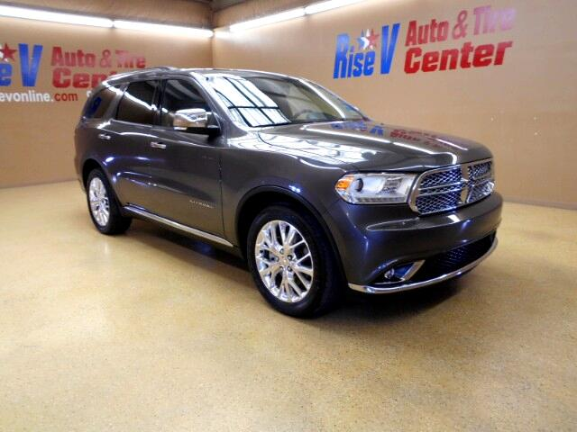 2015 Dodge Durango Citadel 2WD