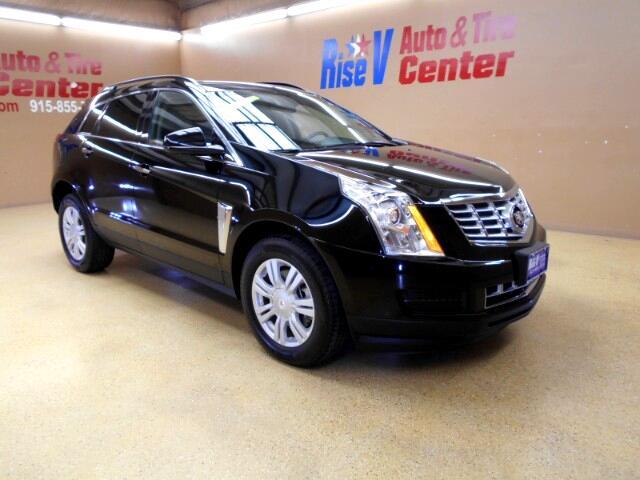 2015 Cadillac SRX Standard FWD