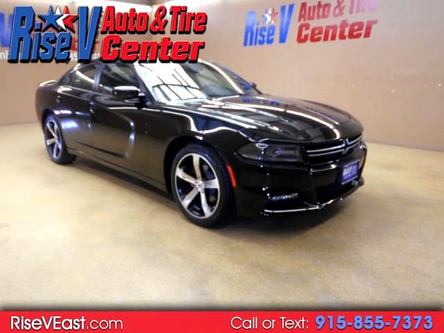 2017 Dodge Charger 4dr Sdn SXT Plus RWD