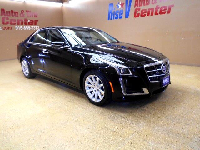 2014 Cadillac CTS 2.0L Turbo Luxury RWD