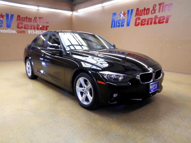 2014 BMW 3-Series 320i Sedan