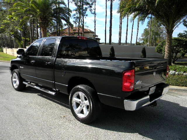 used 2008 dodge ram 1500 sxt quad cab long bed 2wd for. Black Bedroom Furniture Sets. Home Design Ideas