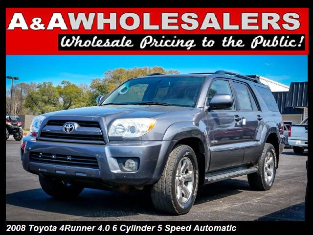 2008 Toyota 4Runner Limited 2WD