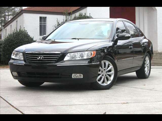 2008 Hyundai Azera Limited