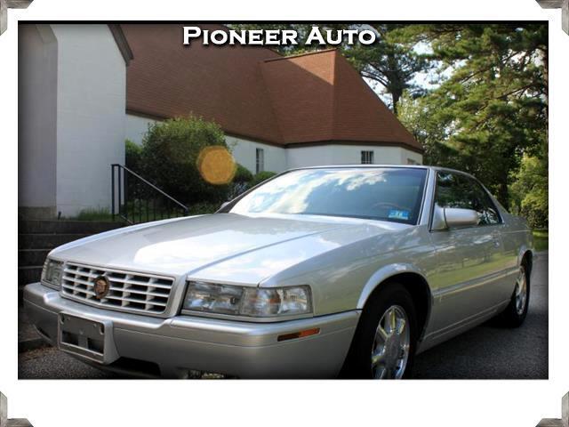 2000 Cadillac Eldorado Touring Coupe