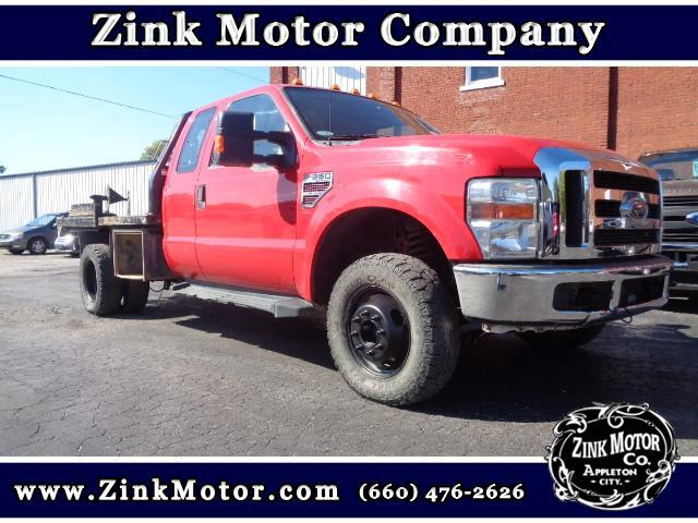 2008 Ford F-350 SD XLT SuperCab Long Bed DRW 4WD