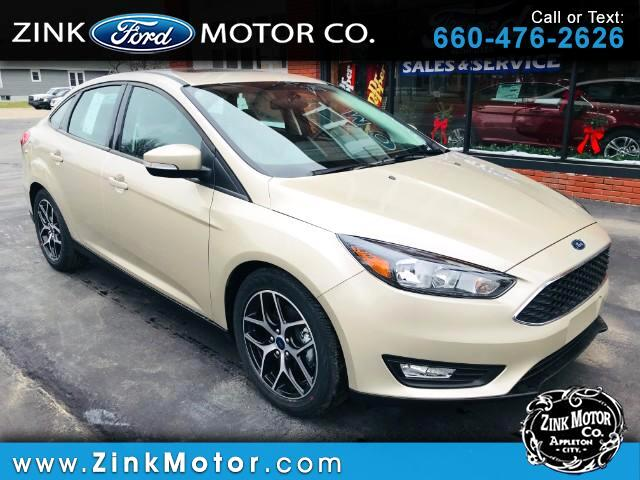 2018 Ford Focus SEL Sedan