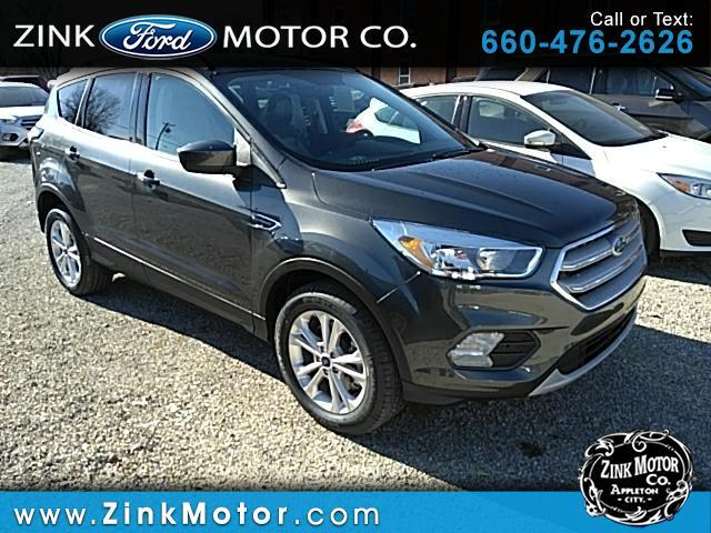 2018 Ford Escape 4WD 4dr SE