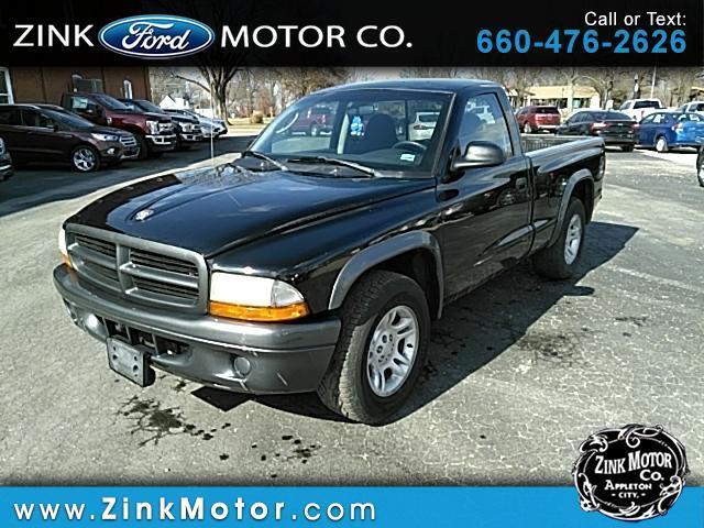 2002 Dodge Dakota 2WD
