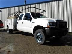2004 Ford F-550