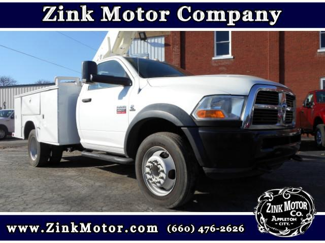2011 Dodge Ram 4500 Regular Cab 4WD