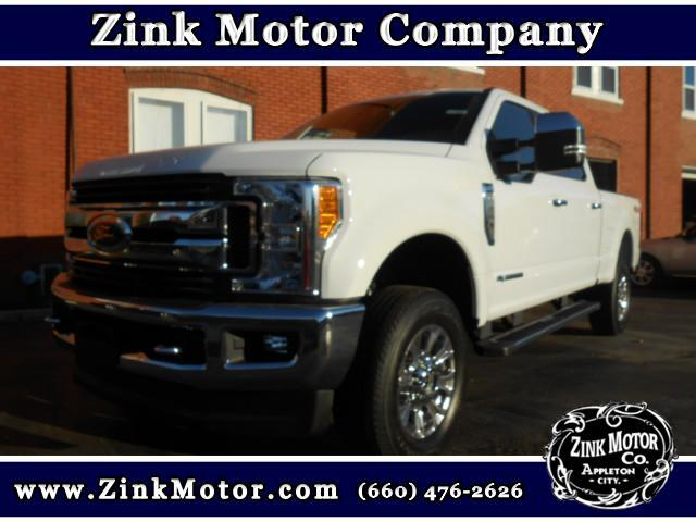 2017 Ford F-250 SD XLT Crew Cab Short Bed 4WD