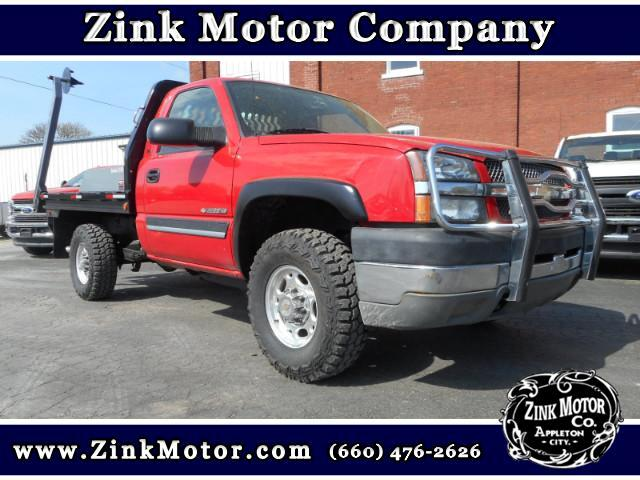 2004 Chevrolet Silverado 2500HD LS Long Bed 4WD