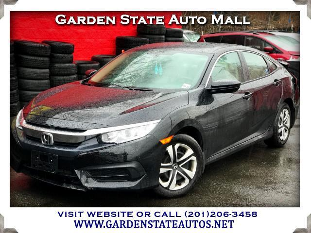 Used 2017 Honda Civic For Sale In JERSEY CITY NJ 07307 Garden State