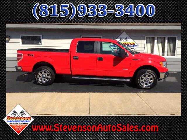 2013 Ford F-150 XLT SuperCrew 6.5-ft. Bed 4WD