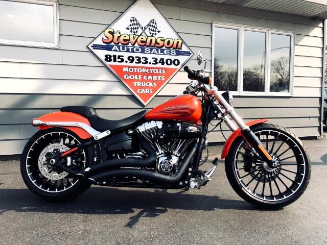 2017 Harley-Davidson Softail Breakout -1