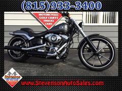 2014 Harley-Davidson FXSB