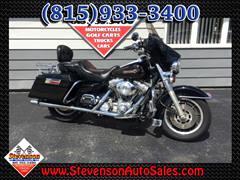 1999 Harley-Davidson FLHT