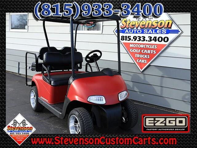 2013 EZGO RXV 4-Seat Custom Electric Golf Cart