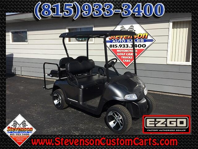 2013 EZGO RXV 4-Seat Custom Electric Golf Cart