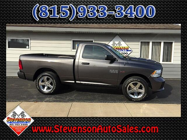 2014 RAM 1500 Tradesman Regular Cab SWB 2WD