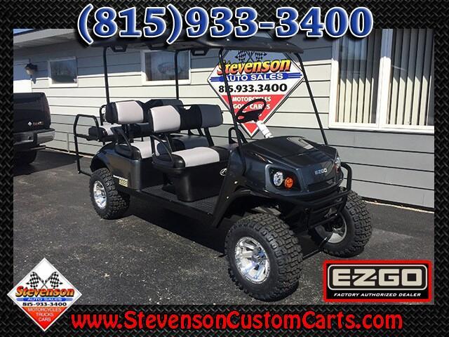 2017 EZGO Express L6