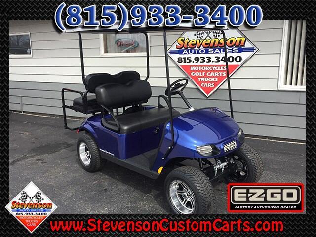 2017 EZGO TXT Gas Golf Cart
