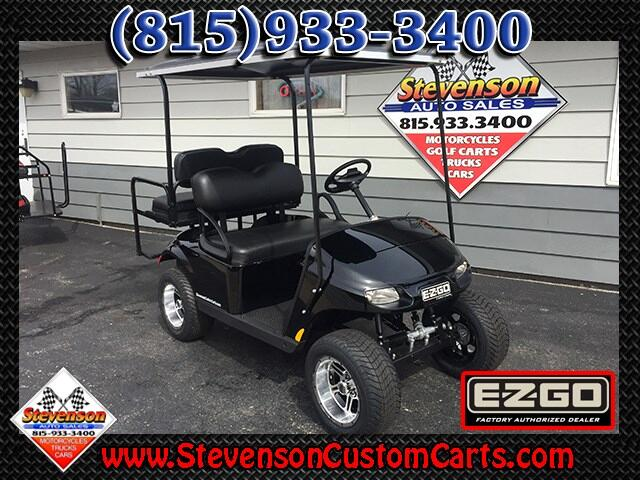 2017 EZGO TXT Gas Golf Cart