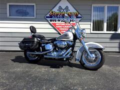 2008 Harley-Davidson FLSTC