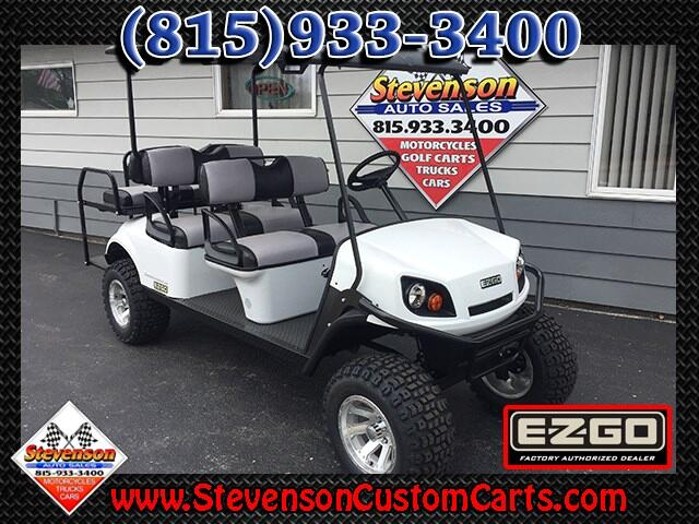 2017 EZGO Express L6 Limo Lifted