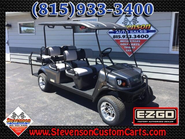 2017 EZGO Express S6
