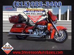 2010 Harley-Davidson FLHTCUSE3