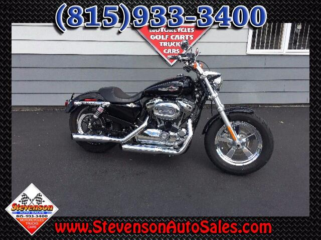 2011 Harley-Davidson XL 1200C