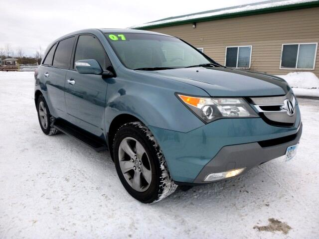 2007 Acura MDX Sport Package SH AWD