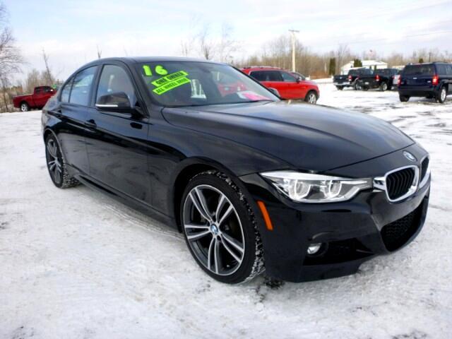 2016 BMW 3-Series 328i xDrive M Sport Sedan